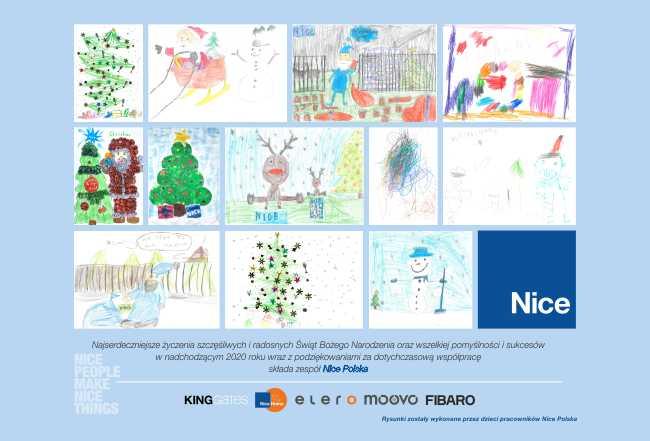 Wesołych Świąt od Nice Polska