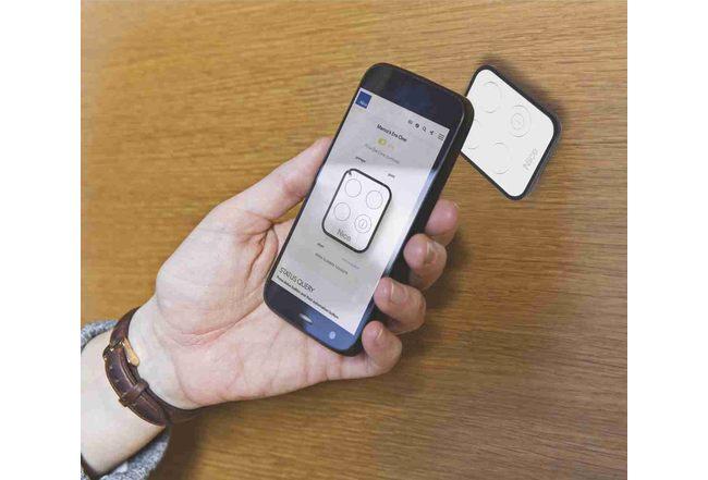 Era One BiDi - nowy dwukierunkowy pilot Nice z komunikacją NFC