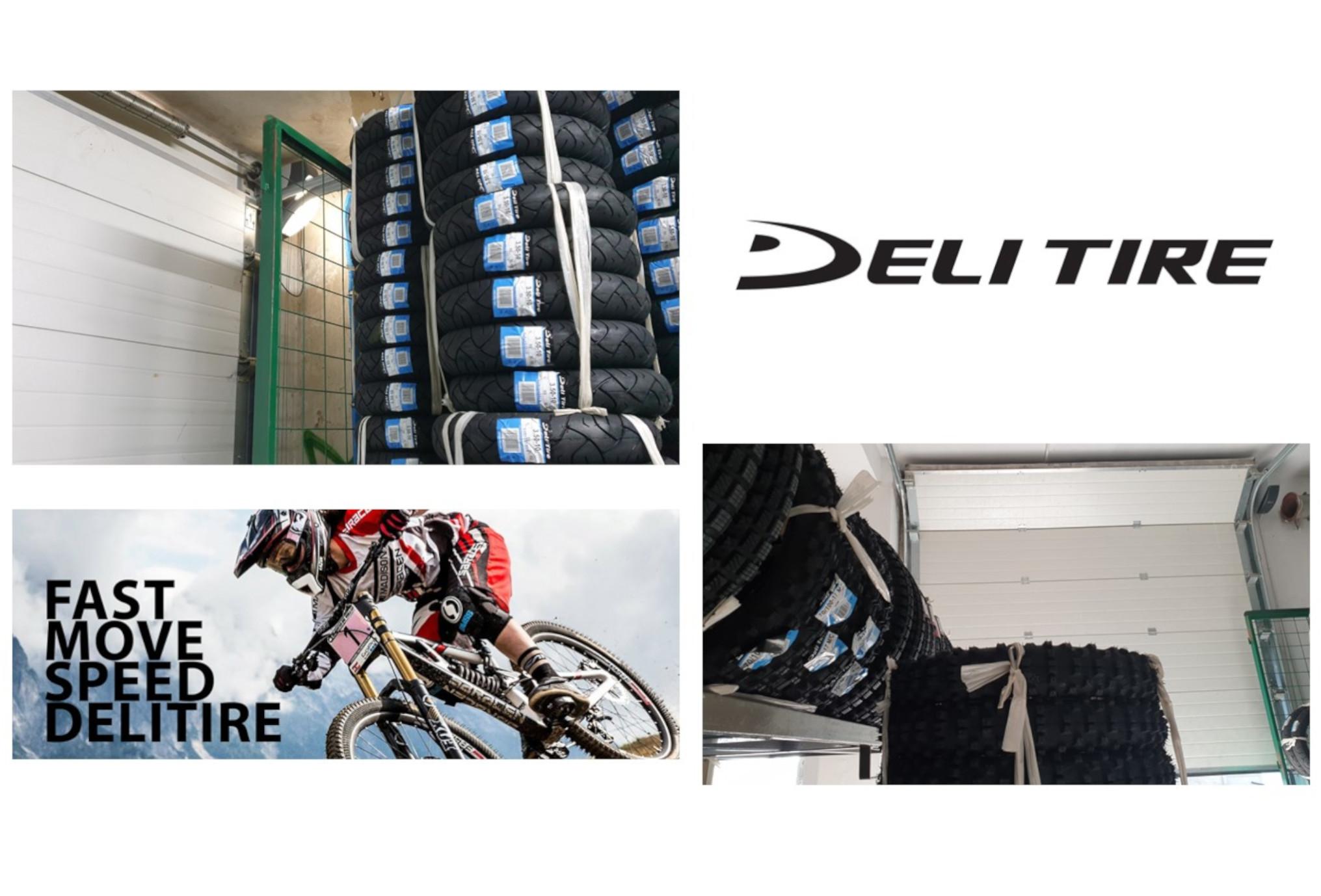 Nice zautomatyzował centrum logistyczne DeliTire