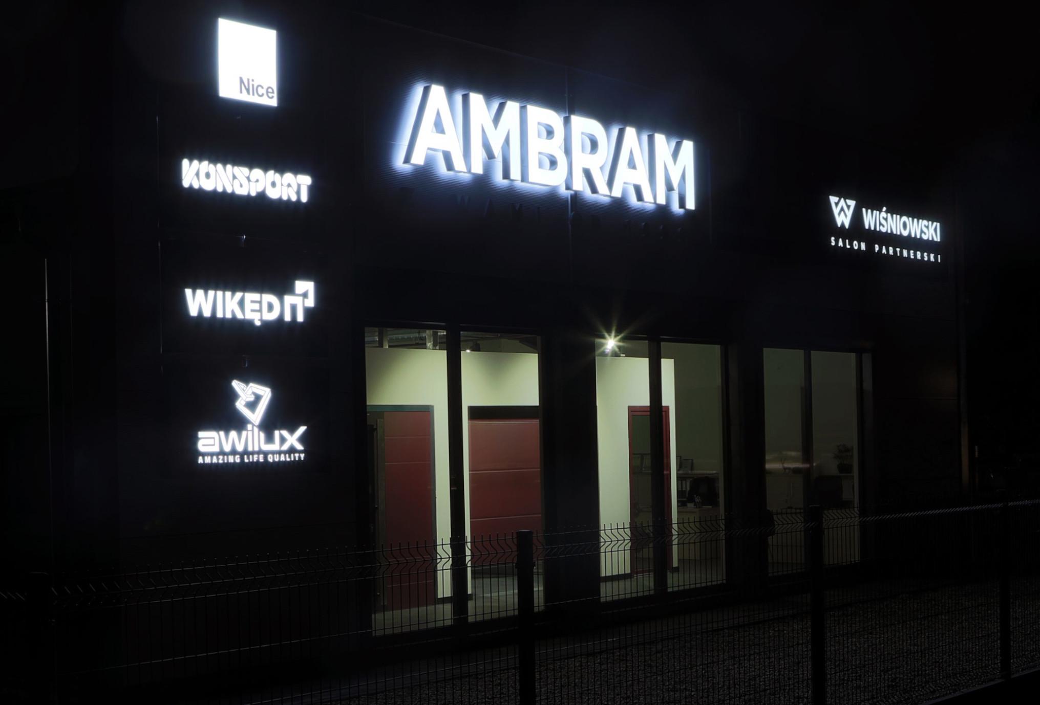 Nowa siedziba firmy AMBRAM z Torunia