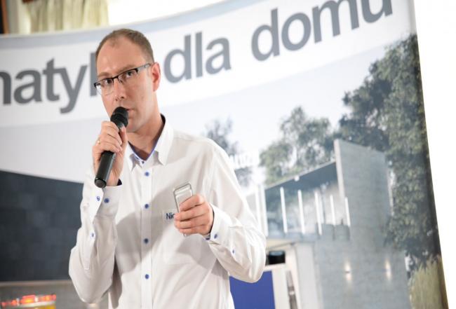 Wojciech Jankowski odpowiedzialny za nowe rynki  w ramach grupy Nice