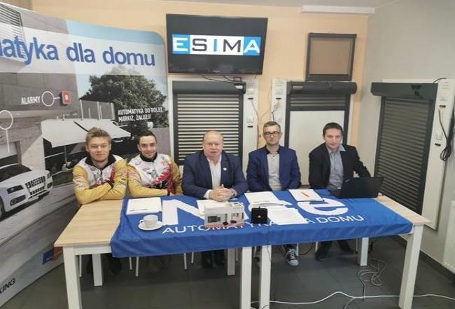 Partner Nice - Esima - sponsorem Polonii Bydgoszcz