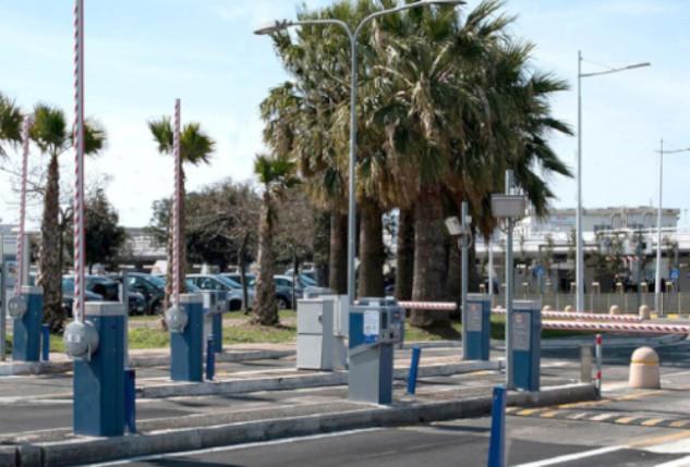 Dwa włoskie lotniska Fiumicino i Ciampino ze szlabanami Nice
