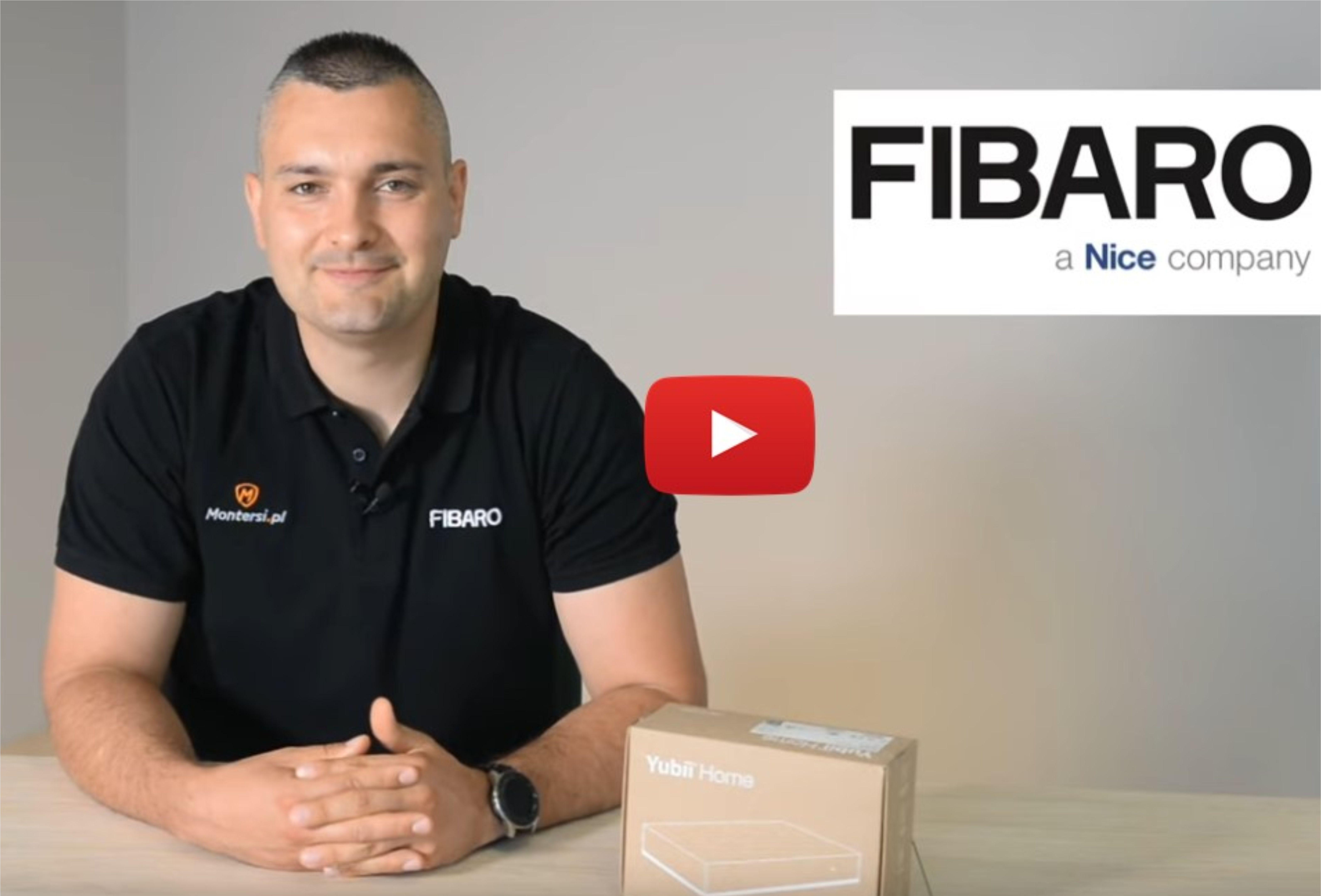 Jak ugryźć centralę FIBARO Yubii Home?  Pierwsze uruchomienie