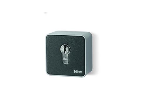 Przełącznik kluczykowy, podtynkowy EKSIEU