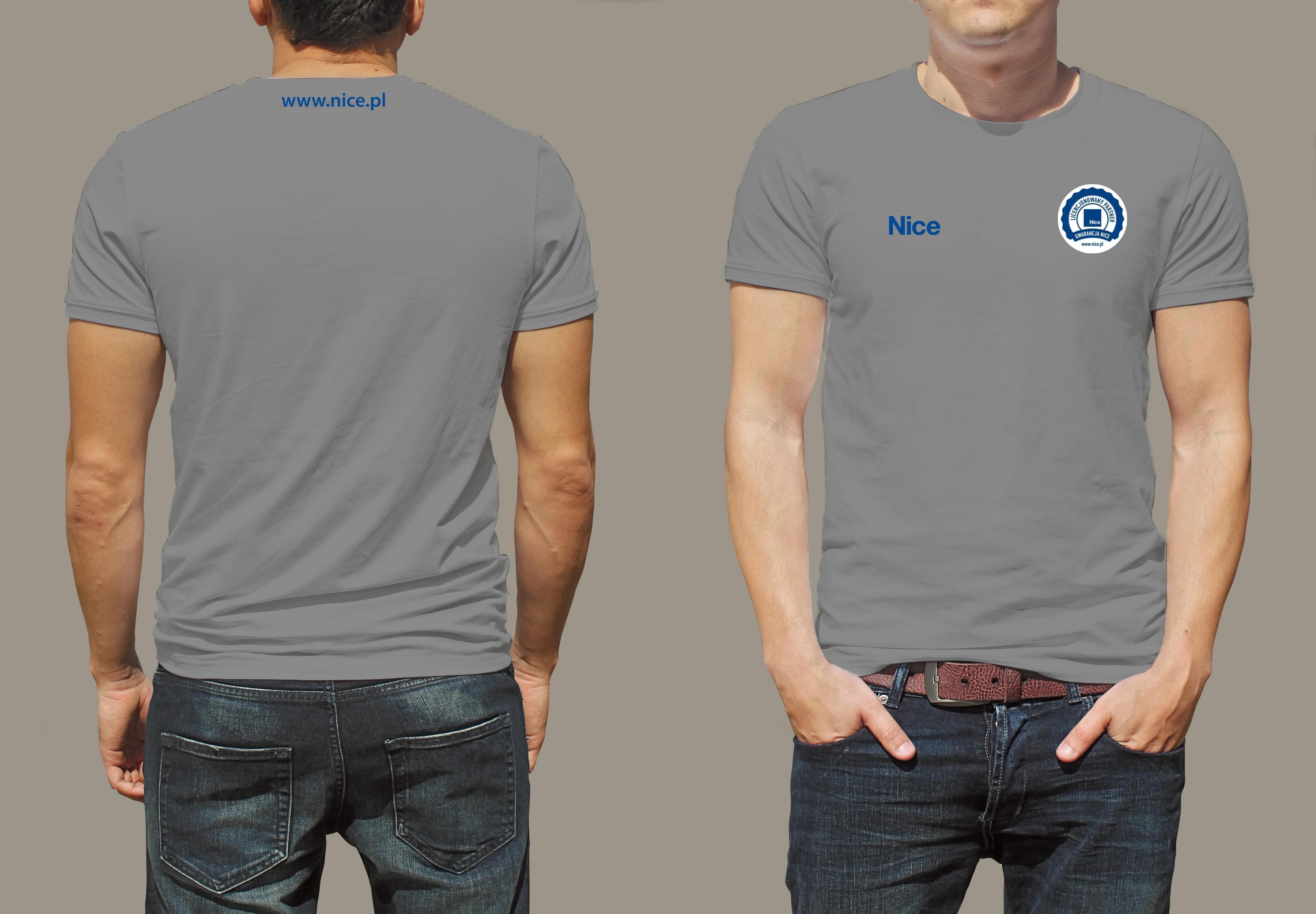 koszulka dla instalatora