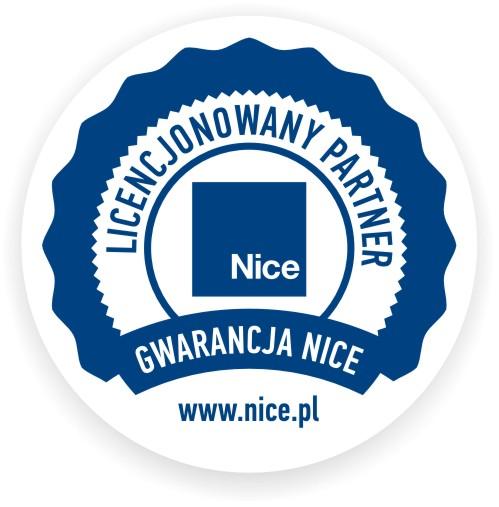 Partner Nice z licencją!